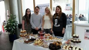 Fashion students final Bake Sale