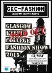 GKC Fashion Show Poster