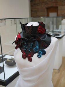 Jennifer Hailstone's Laser Cut Collar