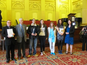 John Wheatley Winners Group