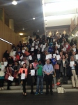 Springburn ESOL students