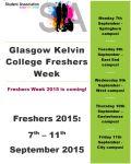 Freshers Week