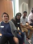 ESOL Students having tea - 7th Oct (2)