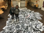 Collaborative Drawing project