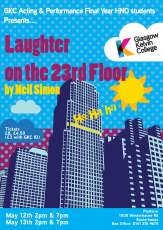 Laughter on 23rd