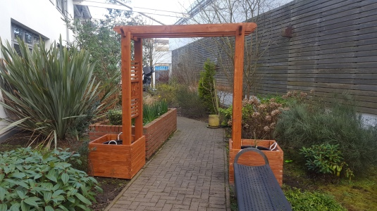 picture 1 for sensory garden
