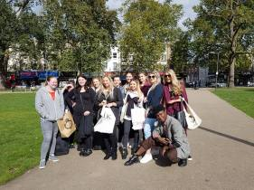 Blog - GKC Fashion London Trip 6