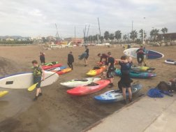 Blog - HNC outdoor education - Spain trip 2