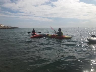 Blog - HNC outdoor education - Spain trip 3